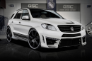 Mercedes-Benz M-Class Typhoon by German Special Customs