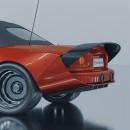 Representación del Mazda Miata Aero Freak