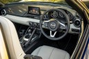 Edición especial del Mazda MX-5 Sport Venture 2021, solo en el Reino Unido
