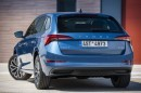 Skoda Debuts Scala G-Tec With 90 HP 1-Liter Turbo CNG Engine