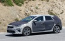 Spyshots: 2018 Kia Cee'd Interior Looks Better than a BMW 3 Series