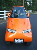 The Tango T600 from Commuter Cars, the electric kit car with a huge price tag, is still around