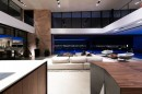 Vegas Modern 001 House is a very smart eco-home, perfect for a car enthusiast