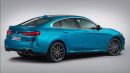 YouTube Artist Fixes BMW 2 Series Gran Coupe Design, But It's Still Ugly