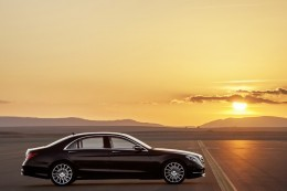 2014 Mercedes Benz S Class Fully Revealed In Hamburg