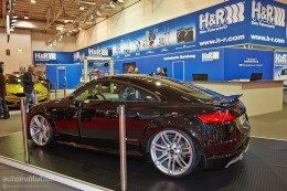 2015 audi tt debuts with performance lowering springs from. Black Bedroom Furniture Sets. Home Design Ideas
