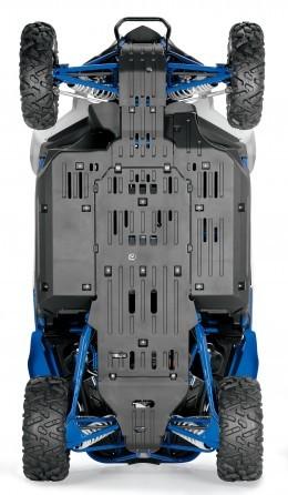 2016 Yamaha Yxz1000r Is A Three Cylinder Supersport Sxs