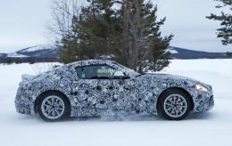 2018 Toyota Supra Pre-Production Prototype Shows Its Coca ...
