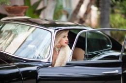 Jaguar F Type Convertible >> Kayslee Collins Does Playboy Shoot in Jaguar E-Type Coupe: Old Hollywood Glam - autoevolution