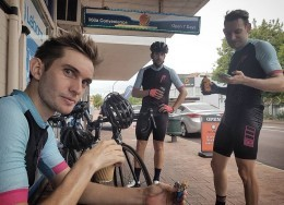 Perth Cyclists Create Goat Drawing Across The Suburbs Using Ride Tracking App St Thumbnail