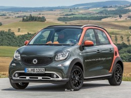 the smart fortwo was the perfect off road vehicle and nobody knew autoevolution. Black Bedroom Furniture Sets. Home Design Ideas