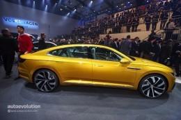 Volkswagen's Arteon Four-Door Coupe Could Get a SEAT Version ...
