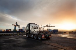 Volvo Reveals The Abilities Of Its New Truck By Pulling A