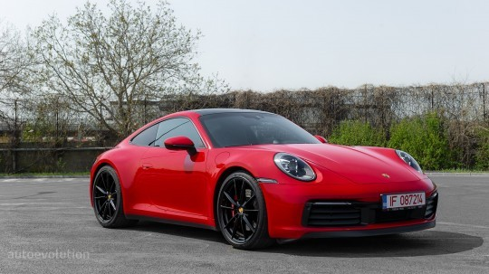 2020 Porsche 911 Carrera S Review Testdrive Autoevolution