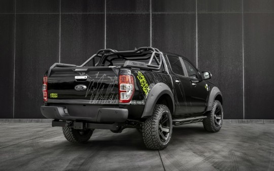 carlex designs ford ranger looks absolutely ruthless thumbnail 4