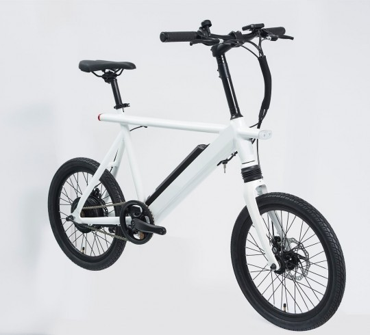 China Does Things Big! At Least Thirty E-bikes per Order Big. Dirt Cheap, Too