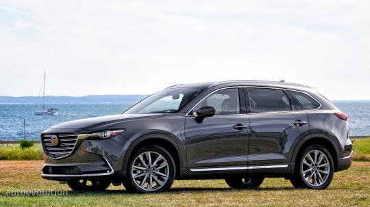 driven: 2017 mazda cx-9 signature awd - autoevolution