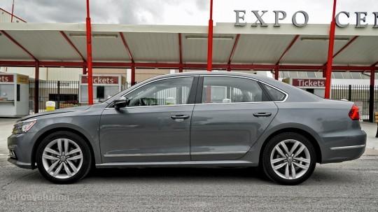 Driven 2017 Volkswagen Passat 18t Sel Premium Autoevolution