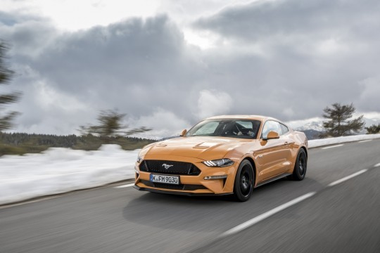 2018 Ford Mustang GT/EcoBoost review & testdrive - autoevolution