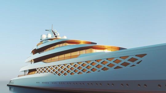 Project FG, la superstar des superyachts avec une discothèque secrète à l'intérieur | Feadship