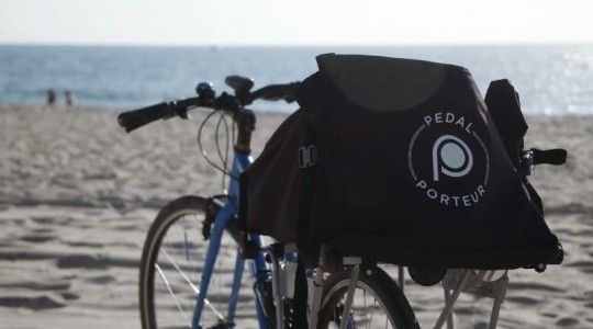 PedalPorteur Is the Modular Rack That Turns Any Bike Into a Cargo One