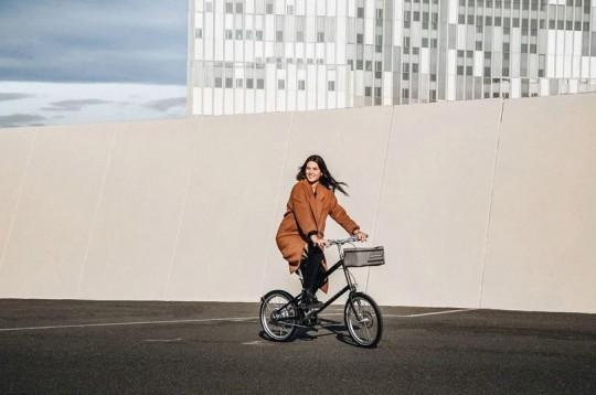The Movea E-Motion e-Bike Is Here to Conquer the City