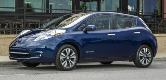 Top 10 Best Electric Cars You Can Buy in 2016 - autoevolution