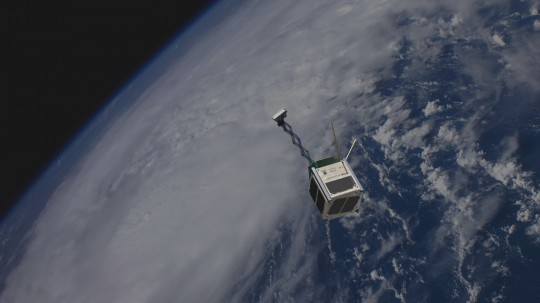 - worlds first wooden satellite takes sustainable space exploration to next level thumbnail 2 - World's First Wooden Satellite Takes Sustainable Space Exploration to Next Level