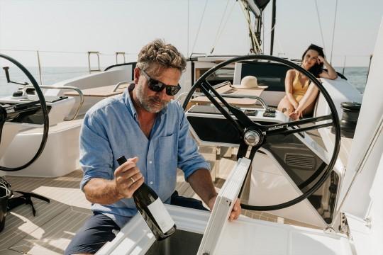 GT6 Elan Yachts |Un yacht au design Porsche