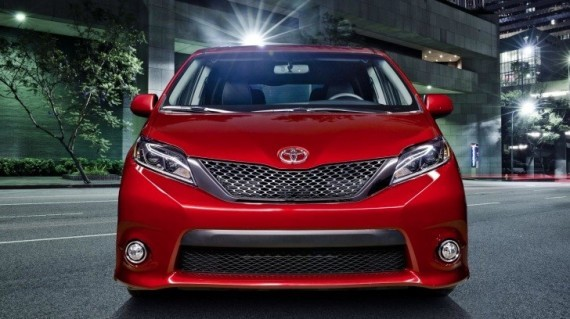 2015 toyota sienna prices and specs pop out for the us market autoevolution. Black Bedroom Furniture Sets. Home Design Ideas