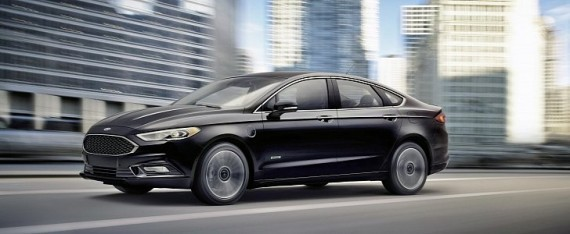 2017 ford fusion energi has new face and the highest range of any phev in the us autoevolution. Black Bedroom Furniture Sets. Home Design Ideas
