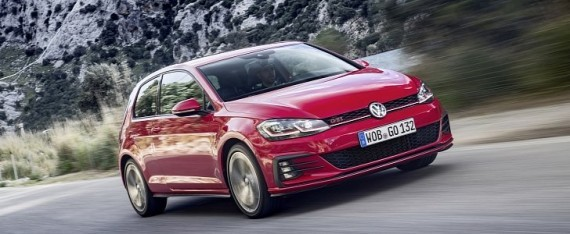 2017 vw golf gti performance 245 launched from 32 475 gets 7 speed dsg autoevolution. Black Bedroom Furniture Sets. Home Design Ideas