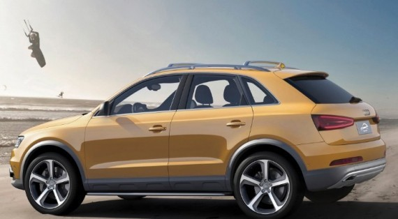 2018 audi q3 will have rs tdi version 3 cylinder engines autoevolution. Black Bedroom Furniture Sets. Home Design Ideas