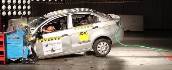 Gm is under fire from global ncap for poor crash test for General motors assessment test