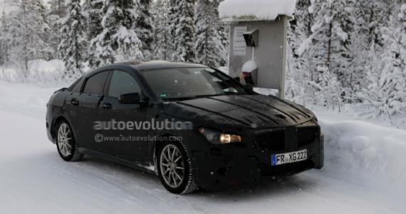 Mercedes benz officially confirms bls clc autoevolution for How do you spell mercedes benz
