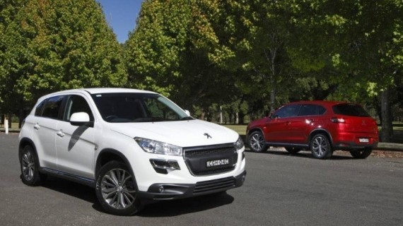 Peugeot Australia Announces Pricing For 4008 Crossover