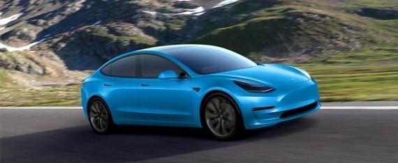 Tesla Model 3 Gets Rendered in Dozens of Colors, Looks ...