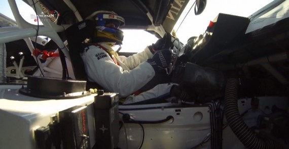 Italian Race Car Driver With No Legs