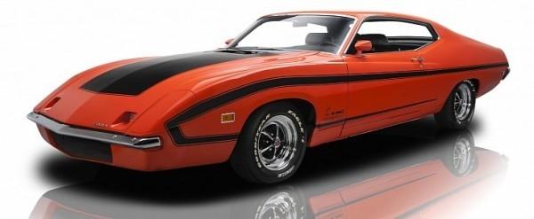 1970 Ford Torino King Cobra Prototype Shows Up On eBay