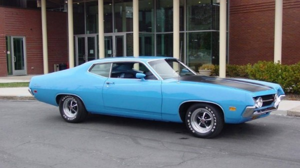 New Ford Torino >> 1971 Ford Torino Cobra Is Looking For A New Owner