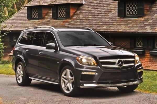 2014 mercedes benz gl class luxury for seven autoevolution for Mercedes benz gl class 2014