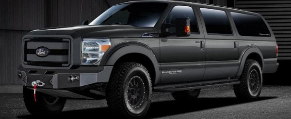 2015 2016 Hennessey Velociraptor Suv Is 8 People 650 Hp