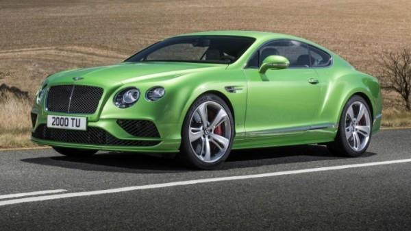2015 Bentley Continental GT Updated Ahead of Geneva Motor Show Debut ...