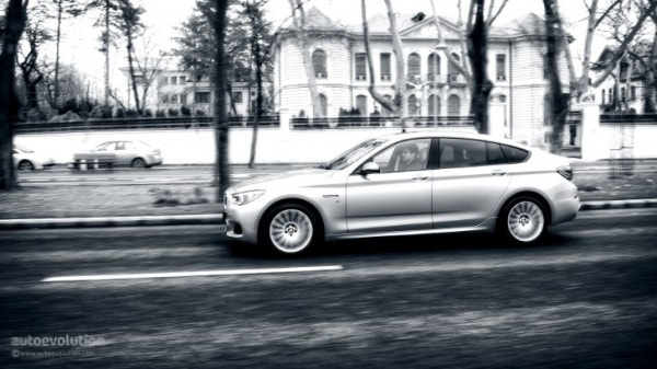 2015 Bmw 5 Series Gran Turismo Hd Wallpapers The Facelift