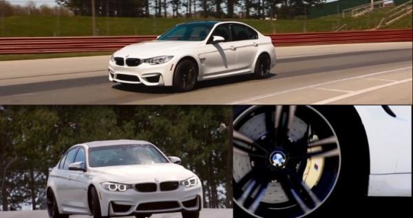 Mid Ohio Raceway >> 2015 Bmw M3 Tested On Mid Ohio Raceway Autoevolution