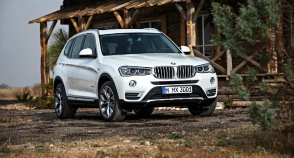 2015 Bmw X3 Xdrive28d Gets 30 Mpg Rating From Epa