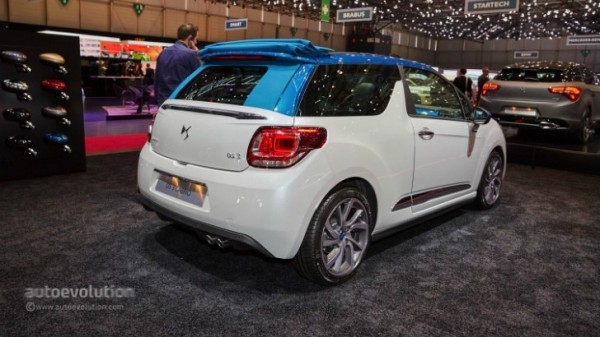 2015 Ds3 Cabrio And 2015 Ds4 Debut At The Geneva Motor Show