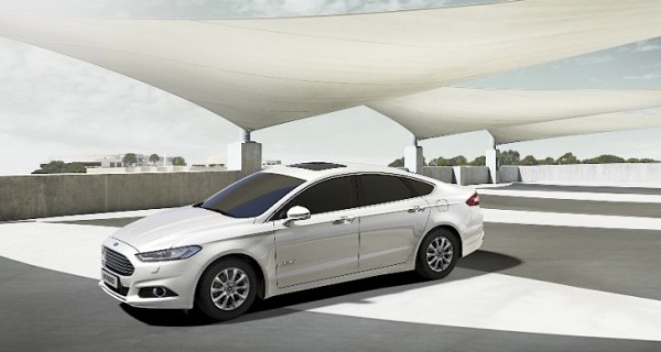 2015 Ford Mondeo Available In Britain From 20795 Autoevolution
