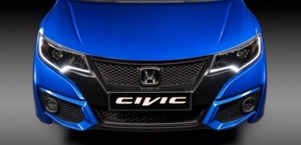 2015 Honda Civic Facelift Unveiled Including New Sport Model