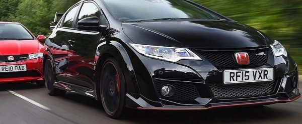 2015 honda civic type r takes on ep3 and fn2 predecessors autoevolution. Black Bedroom Furniture Sets. Home Design Ideas